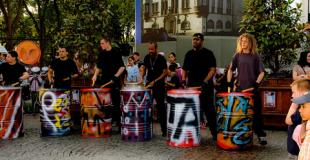 Percussions - Tambours et Fûts