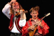 Danse et musique Russe et Tzigane