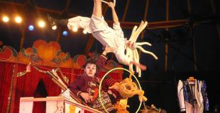 Le Cirque ! de Mobylette et Pastaga