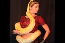 Charmeuse de serpents