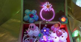 Atelier bijoux en ballons
