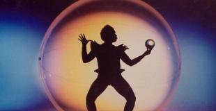 Jonglage dans une bulle
