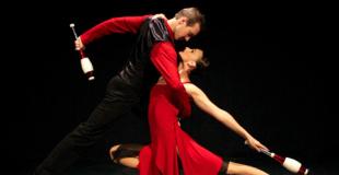 Tango et jonglage