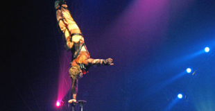 Equilibriste et acrobate