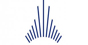 Jonglage lumineux avec logo pour la soirée d'un grand groupe (75)