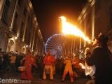 Animation de feu en extérieur pour une inauguration (45)