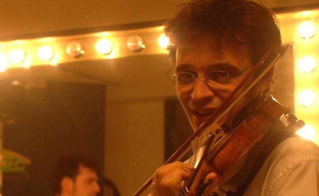 violoniste L.Zeller