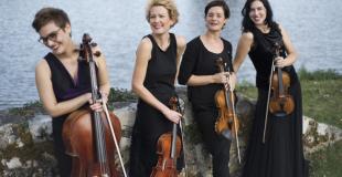 Quatuor classique pour défilé de mode à Paris (75)