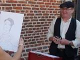 Journée d'animation caricaturiste sur une fête extérieure (62)