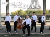 Animation musicale sur le thème de Paris avec Swing from Paris