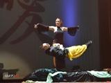 Elfia et Kenshin, vainqueurs du Championnat de France de Magie 2013