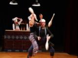 Animations déambulatoires de cirque pour une soirée Cabaret (95)