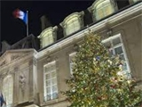Arbre de Noël de l'Elysée 2009