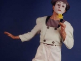 Mimes exprimant le bonheur pour soirée évènementielle (75)