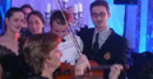 Violoniste yiddish pour un anniversaire privé (75)
