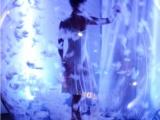 Danseuse dans une bulle pour une remise de prix (69)