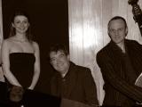Trio jazz vocal pour une soirée évènementielle (75)