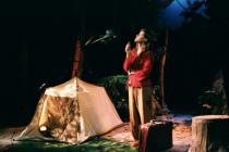 Spectacle écologique et poétique Charlotte la Hulotte