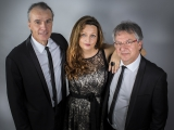 Jazz soft en trio vocal sur Paris