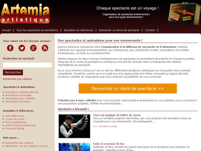 Artémia